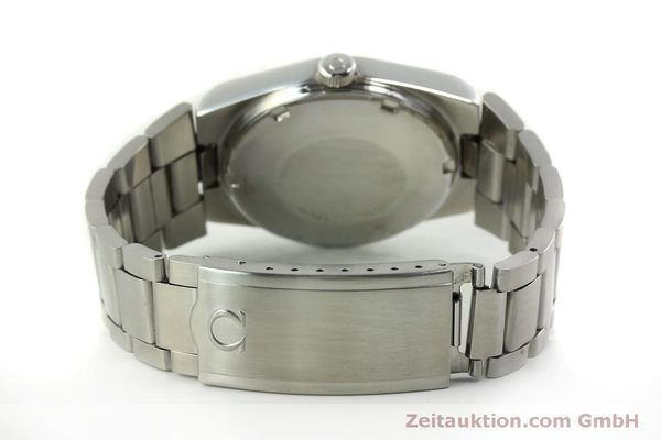 Used luxury watch Omega Seamaster steel automatic Kal. 1481 Ref. 166.099  | 151439 12