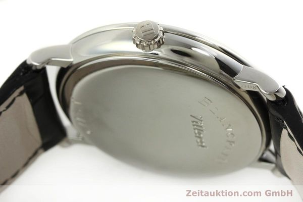 Used luxury watch Blancpain Villeret steel automatic Kal. 1150 Ref. 6223  | 151442 12