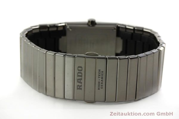 Used luxury watch Rado Diastar Ceramica chronograph ceramic quartz Kal. ETA 989.331 Ref. 196.0387.3  | 151454 11