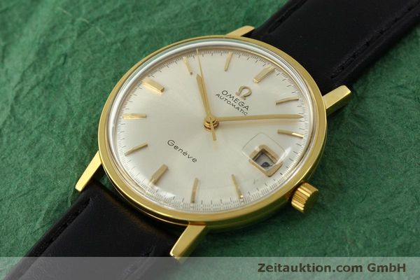 Used luxury watch Omega * gold-plated automatic Kal. 565 Ref. 162.009 SP VINTAGE  | 151457 01