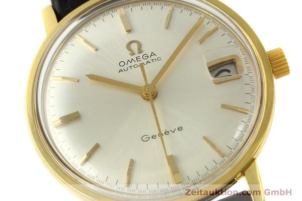Used luxury watch Omega * gold-plated automatic Kal. 565 Ref. 162.009 SP VINTAGE  | 151457 02