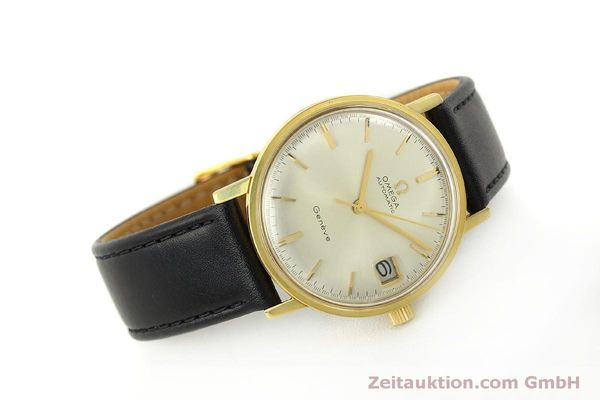 Used luxury watch Omega * gold-plated automatic Kal. 565 Ref. 162.009 SP VINTAGE  | 151457 03
