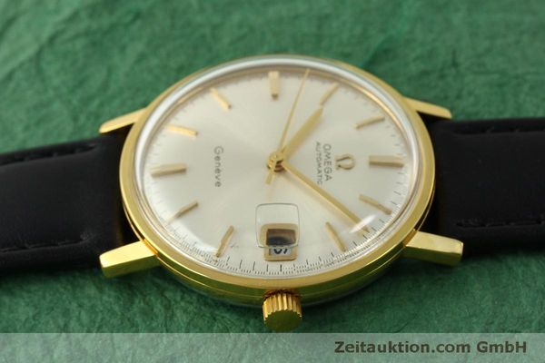 Used luxury watch Omega * gold-plated automatic Kal. 565 Ref. 162.009 SP VINTAGE  | 151457 05