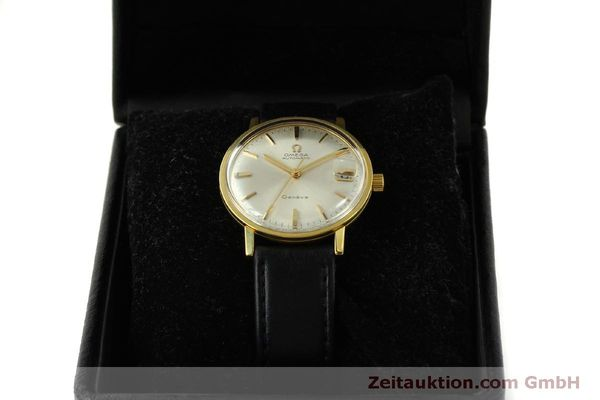 Used luxury watch Omega * gold-plated automatic Kal. 565 Ref. 162.009 SP VINTAGE  | 151457 07