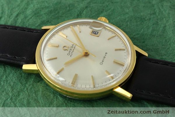 Used luxury watch Omega * gold-plated automatic Kal. 565 Ref. 162.009 SP VINTAGE  | 151457 12