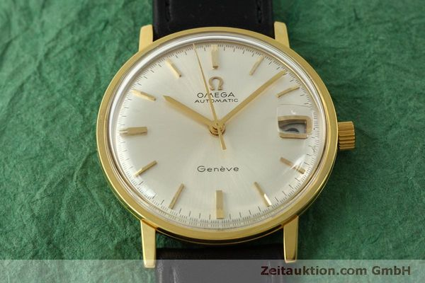 Used luxury watch Omega * gold-plated automatic Kal. 565 Ref. 162.009 SP VINTAGE  | 151457 13