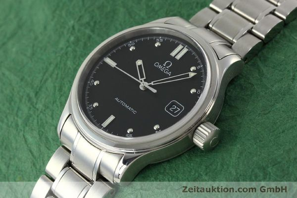 Used luxury watch Omega Dynamic steel automatic Kal. 1108 ETA 2892-A2  | 151462 01