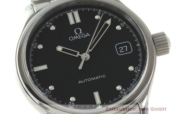 Used luxury watch Omega Dynamic steel automatic Kal. 1108 ETA 2892-A2  | 151462 02