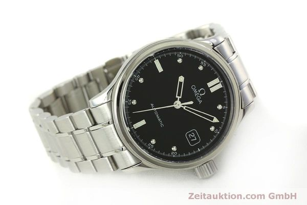 Used luxury watch Omega Dynamic steel automatic Kal. 1108 ETA 2892-A2  | 151462 03