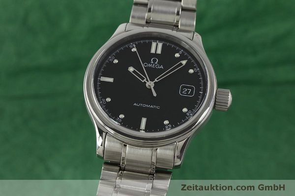 Used luxury watch Omega Dynamic steel automatic Kal. 1108 ETA 2892-A2  | 151462 04