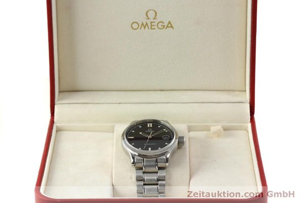 Used luxury watch Omega Dynamic steel automatic Kal. 1108 ETA 2892-A2  | 151462 07