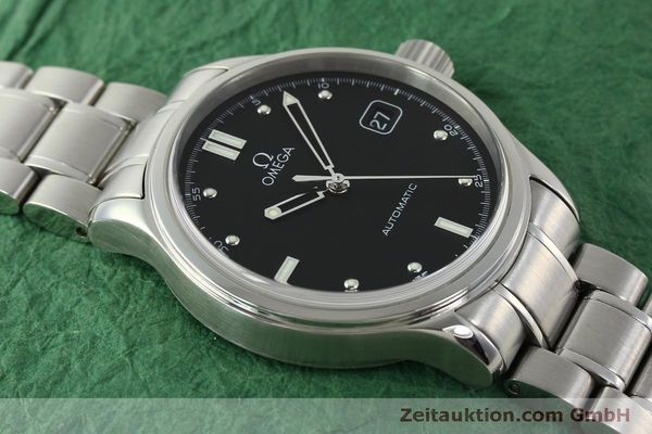 Used luxury watch Omega Dynamic steel automatic Kal. 1108 ETA 2892-A2  | 151462 16