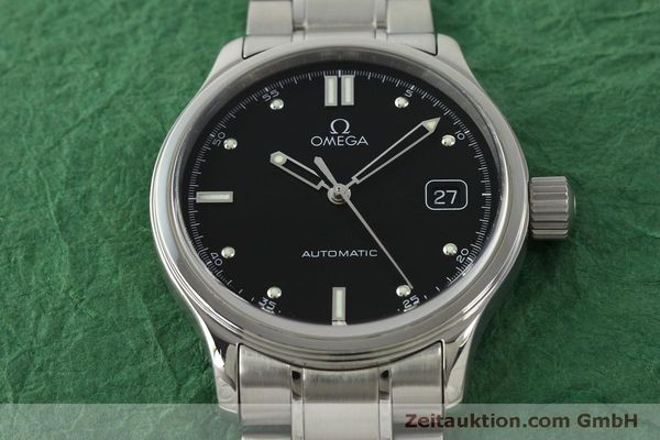 Used luxury watch Omega Dynamic steel automatic Kal. 1108 ETA 2892-A2  | 151462 17