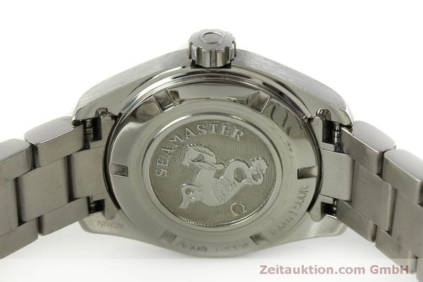 Used luxury watch Omega Seamaster steel quartz Kal. 1424 ETA 256461 Ref. 23110306106001  | 151474 09