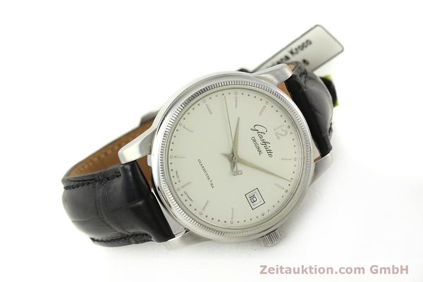 Used luxury watch Glashütte Senator steel automatic Kal. GUB 39-10 Ref. 39-11-03-03-04  | 151476 03