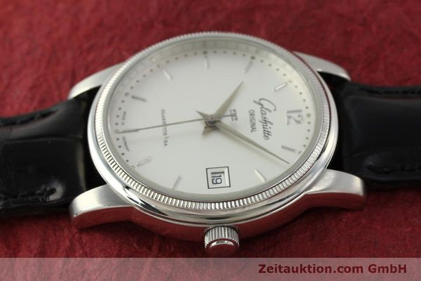 Used luxury watch Glashütte Senator steel automatic Kal. GUB 39-10 Ref. 39-11-03-03-04  | 151476 05