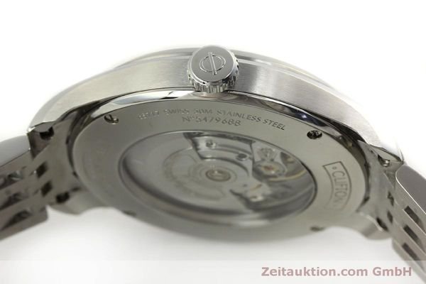 Used luxury watch Baume & Mercier Clifton steel automatic Kal. BM11260 Sellita SW260-1  | 151480 08
