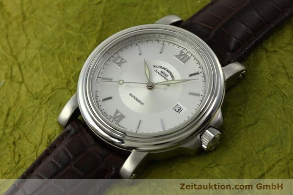 Used luxury watch Mühle Mercurius steel automatic Kal. SW200-1 Ref. M1-24-20  | 151481 01