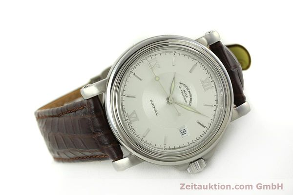 Used luxury watch Mühle Mercurius steel automatic Kal. SW200-1 Ref. M1-24-20  | 151481 03