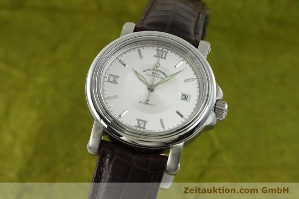 Used luxury watch Mühle Mercurius steel automatic Kal. SW200-1 Ref. M1-24-20  | 151481 04