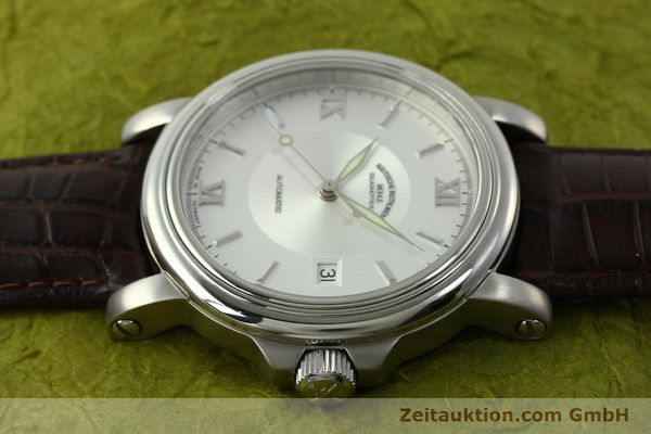 Used luxury watch Mühle Mercurius steel automatic Kal. SW200-1 Ref. M1-24-20  | 151481 05