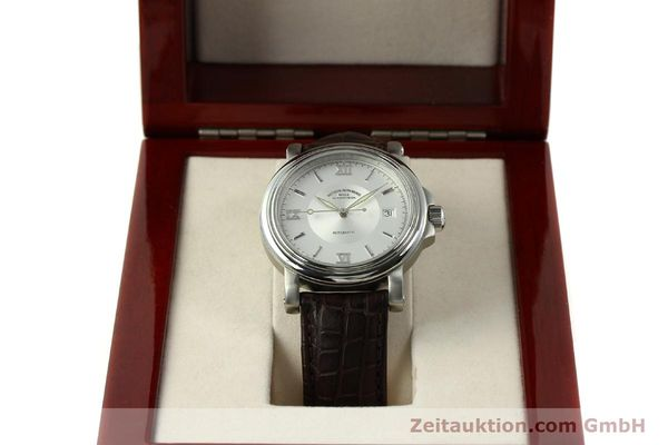 Used luxury watch Mühle Mercurius steel automatic Kal. SW200-1 Ref. M1-24-20  | 151481 07
