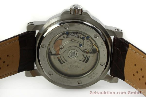 Used luxury watch Mühle Mercurius steel automatic Kal. SW200-1 Ref. M1-24-20  | 151481 09
