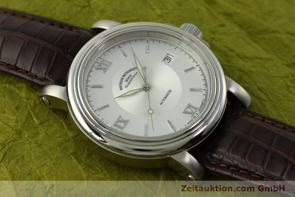 Used luxury watch Mühle Mercurius steel automatic Kal. SW200-1 Ref. M1-24-20  | 151481 15