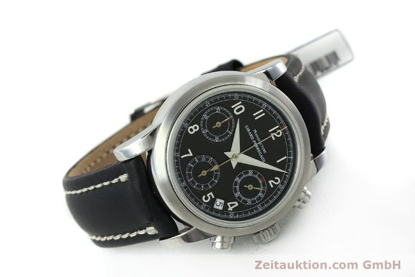 Used luxury watch Girard Perregaux * chronograph steel automatic Kal. 2280-731 Ref. 8021  | 151487 03