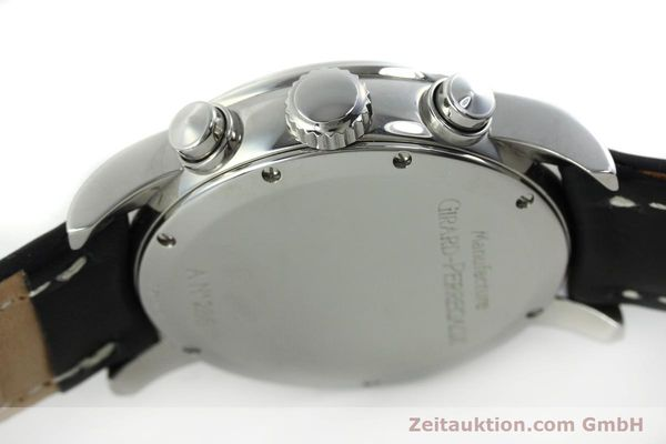 Used luxury watch Girard Perregaux * chronograph steel automatic Kal. 2280-731 Ref. 8021  | 151487 08