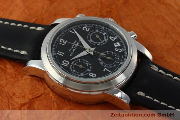 Used luxury watch Girard Perregaux * chronograph steel automatic Kal. 2280-731 Ref. 8021  | 151487 13