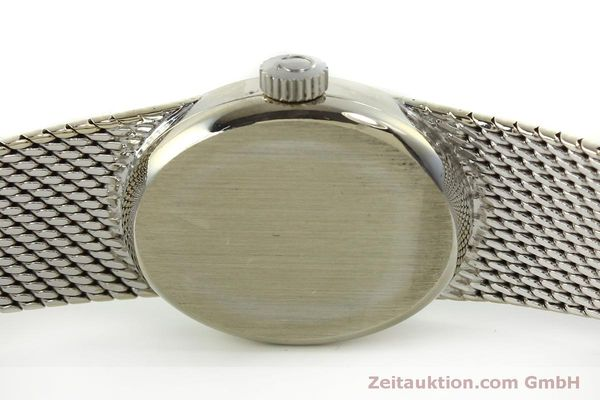 Used luxury watch Omega * 14 ct white gold manual winding Kal. 485  | 151489 08