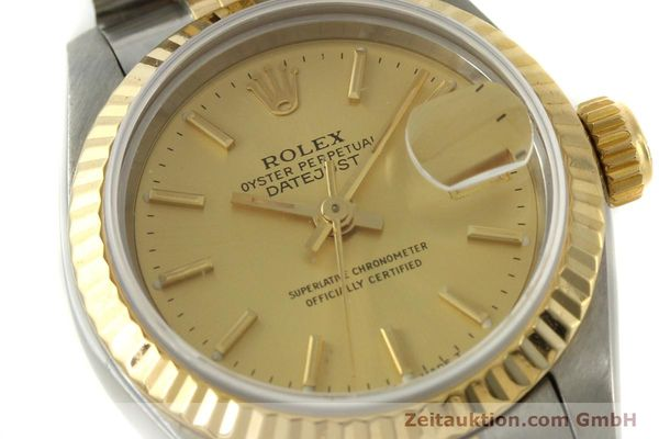 montre de luxe d occasion Rolex Lady Datejust acier / or  automatique Kal. 2135 Ref. 69173  | 151493 02