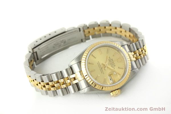 Used luxury watch Rolex Lady Datejust steel / gold automatic Kal. 2135 Ref. 69173  | 151493 03