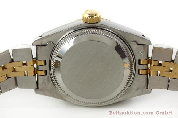Used luxury watch Rolex Lady Datejust steel / gold automatic Kal. 2135 Ref. 69173  | 151493 08