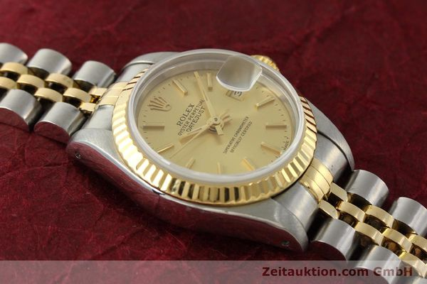 montre de luxe d occasion Rolex Lady Datejust acier / or  automatique Kal. 2135 Ref. 69173  | 151493 14