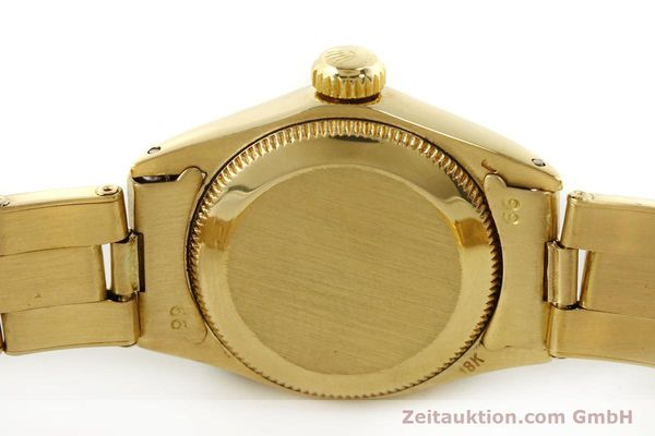 Used luxury watch Rolex Oyster Perpetual 18 ct gold automatic Kal. 2030 Ref. 6718  | 151502 08