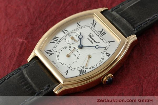 Used luxury watch Chopard * 18 ct gold automatic Kal. 9644  | 151508 01