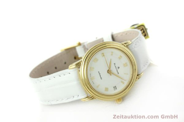 Used luxury watch Blancpain Villeret 18 ct gold automatic Kal. 951  | 151512 03
