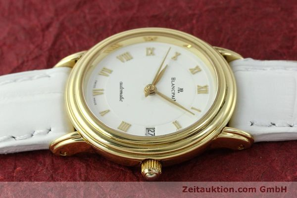 Used luxury watch Blancpain Villeret 18 ct gold automatic Kal. 951  | 151512 05