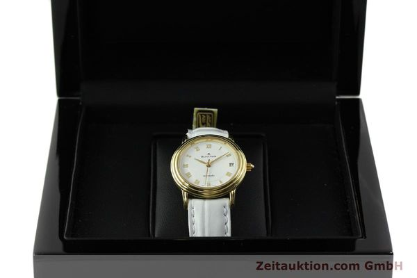 Used luxury watch Blancpain Villeret 18 ct gold automatic Kal. 951  | 151512 07