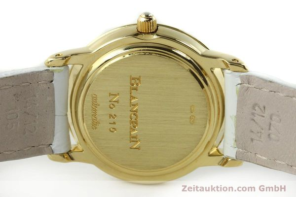 Used luxury watch Blancpain Villeret 18 ct gold automatic Kal. 951  | 151512 08