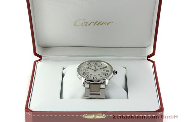 Used luxury watch Cartier Ronde Solo steel automatic Kal. 049 ETA 2892A2  | 151513 07