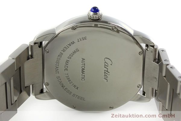 Used luxury watch Cartier Ronde Solo steel automatic Kal. 049 ETA 2892A2  | 151513 09
