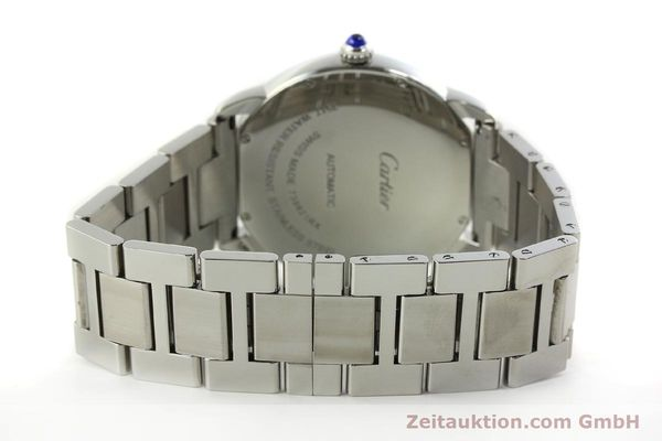 Used luxury watch Cartier Ronde Solo steel automatic Kal. 049 ETA 2892A2  | 151513 12