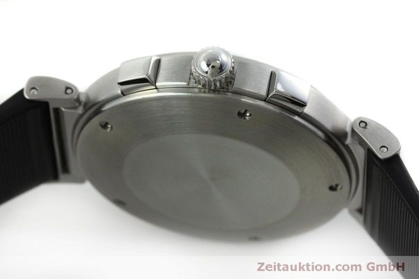 Used luxury watch IWC Da Vinci chronograph steel quartz Kal. 630/1 Ref. 3728  | 151514 10