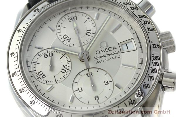 Used luxury watch Omega Speedmaster chronograph steel automatic Kal. 1152  | 151517 02