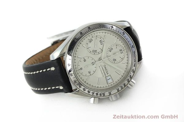 Used luxury watch Omega Speedmaster chronograph steel automatic Kal. 1152  | 151517 03