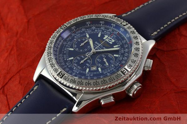Used luxury watch Breitling B2 chronograph steel automatic Kal. B42 ETA 2892A2 Ref. A42362  | 151519 01