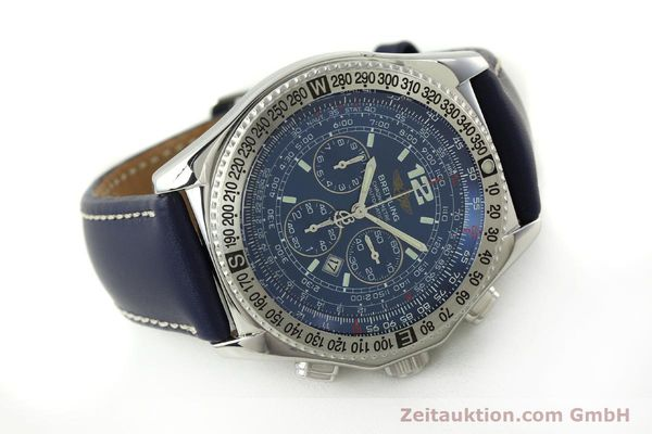 Used luxury watch Breitling B2 chronograph steel automatic Kal. B42 ETA 2892A2 Ref. A42362  | 151519 03